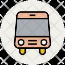 Bus School Coach Icon