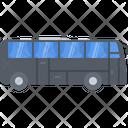 Bus Car Transport Icon