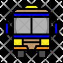 Bus Transport Travel Icon