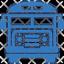 Bus Icon Vector Icon