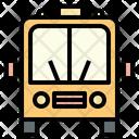 Bus Caravan Bus Autobus Icon