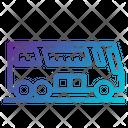 Bus Transportation Icon