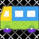 Bus School Bus Van Icon