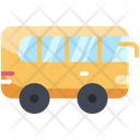 Bus Transport Travel Icon