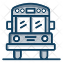 Bus Van Conveyance Icon