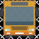 Coach Omnibus Tour Bus Icon