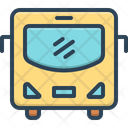 Bus Carriage Carry Icon