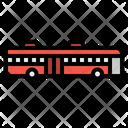 Bus Transportation Public Icon