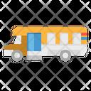 Bus Minibus Public Icon