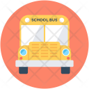 Bus School Autobus Icon