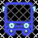 Bus Travel Tourist Icon