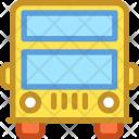 Bus Double Decker Icon
