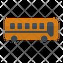 Bus School Bus Transportation Icon