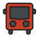Bus Holiday Transport Icon