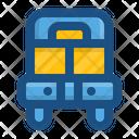 Bus School Bus Education Icon