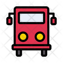 Bus Vehicle Truck Icon