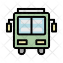 Bus Transit Transportation Icon