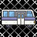 Bus Transport Auto Icon
