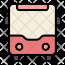 Bus Travel Photography Icon