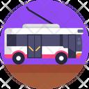 Public Transport Bus Transportation Icon