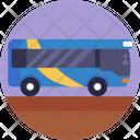 Public Transport Transportation Transport Icon