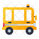 Bus Transportation City Icon