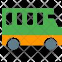 Bus Passenger Vehicle Icon