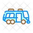 Bus Home Wheels Icon