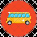 Bus Transport Omnibus Icon