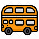 Bus Transportation School Bus Icon