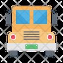 Bus Vehicle Automobile Icon
