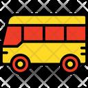 Bus Vehicle Transport Icon