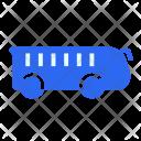 Bus Transport Traffic Icon