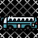 Bus Luxury Bus Transport Icon