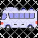 Coach Bus Autobus Icon