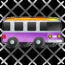 Bus Public Transport Travel Icon