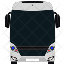 Bus Truck Delivery Icon