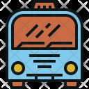 Bus City Service Icon