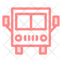 Bus Truck Deliverytruck Icon