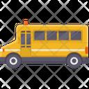 Bus Automobile Transportation Icon