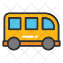 Bus Lorry Coach Icon