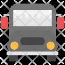 Bus Police Passenger Icon