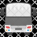Bus Black Passenger Icon