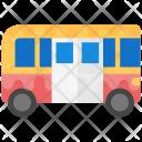 Bus Yellow Passenger Icon