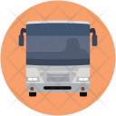 Bus Coach Tour Icon
