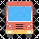 Tour Bus City Icon