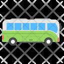 Bus Omnibus Tour Icon