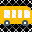 Charter Bus Transportation Icon