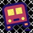 Bump Car Bus Icon