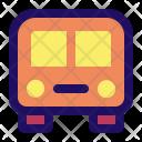 Bus Public Passenger Icon